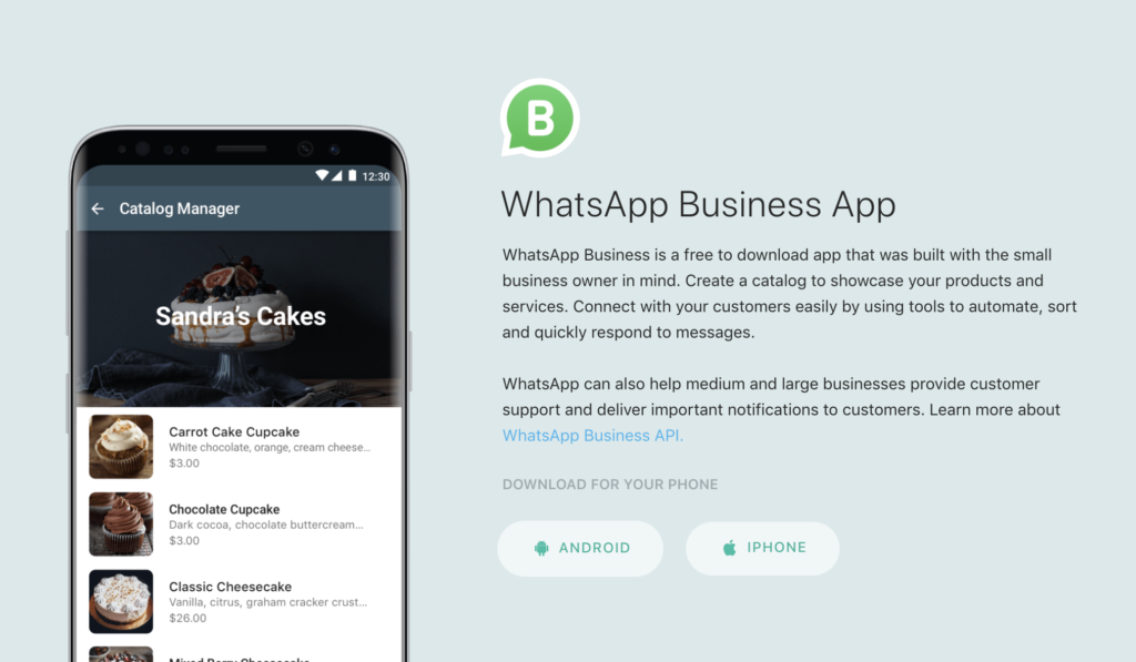Updates Whatsapp Business Roll Out Qr Codes Catalogue Sharing Ity Marketing